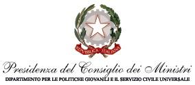 Ministero per le Politiche Giovanili e il sercizio Civile Universale